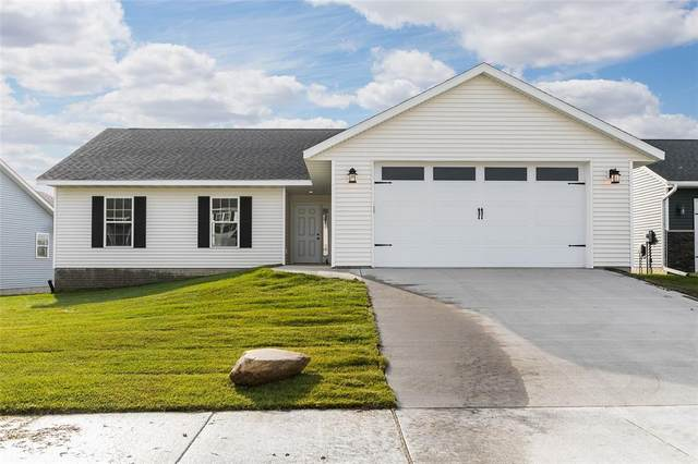 2906 Belle Street SW, Cedar Rapids, IA 52404 (MLS #2101668) :: The Graf Home Selling Team