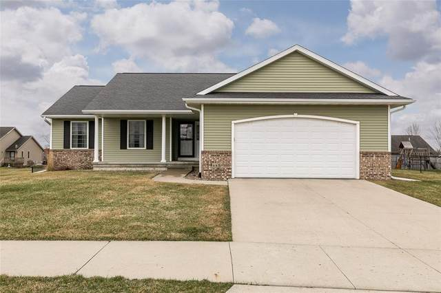 443 E Bear Drive, Tiffin, IA 52340 (MLS #2101724) :: The Graf Home Selling Team