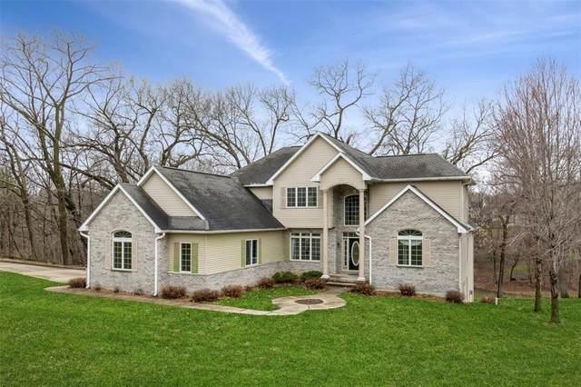 1568 Iroquois Drive NE, Solon, IA 52333 (MLS #2101750) :: The Graf Home Selling Team