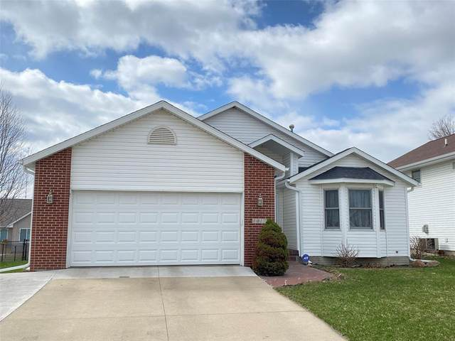 1017 Ashford Drive NE, Cedar Rapids, IA 52402 (MLS #2101826) :: Lepic Elite Home Team
