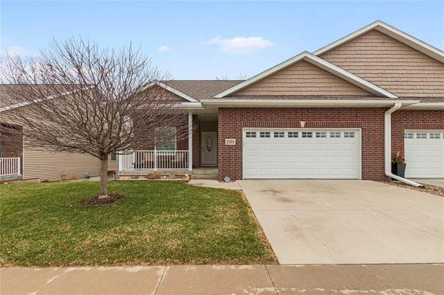 2203 Spring Oak Drive, Coralville, IA 52241 (MLS #2101844) :: The Graf Home Selling Team
