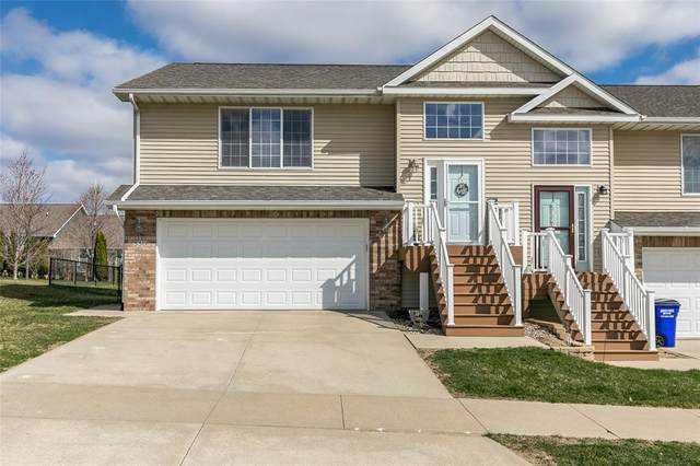 550 E Goldfinch, Tiffin, IA 52340 (MLS #2101872) :: The Graf Home Selling Team
