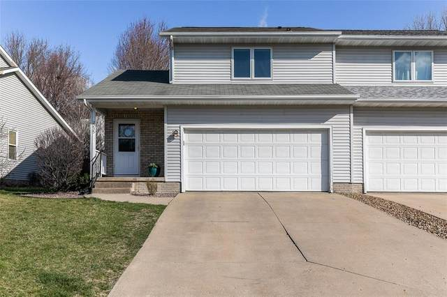 2235 10th Street, Coralville, IA 52241 (MLS #2101877) :: The Graf Home Selling Team