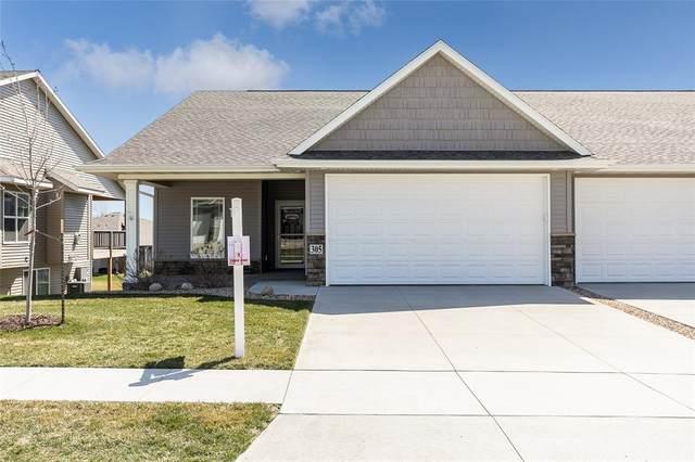 305 Ridge View Drive, Fairfax, IA 52228 (MLS #2101927) :: The Graf Home Selling Team