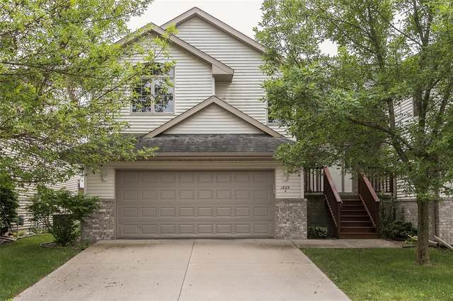 1803 12th Avenue A, Coralville, IA 52241 (MLS #2101944) :: The Graf Home Selling Team