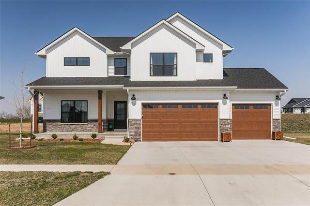 708 Cedar Bend Drive, Solon, IA 52333 (MLS #2102032) :: The Graf Home Selling Team