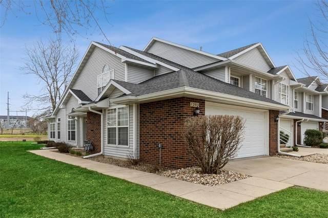 1205 Crossings Court NE, Cedar Rapids, IA 52402 (MLS #2102082) :: The Graf Home Selling Team
