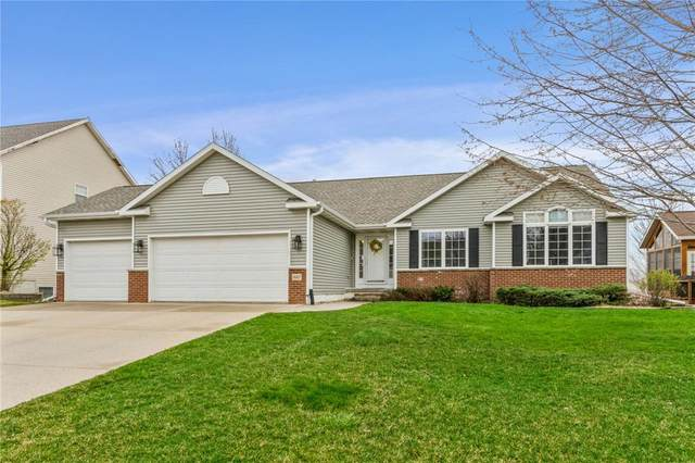 665 Bermier Drive, Marion, IA 52302 (MLS #2102105) :: Lepic Elite Home Team