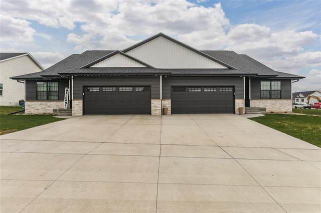 1410 Bridgewood Drive, Fairfax, IA 52228 (MLS #2102117) :: The Graf Home Selling Team