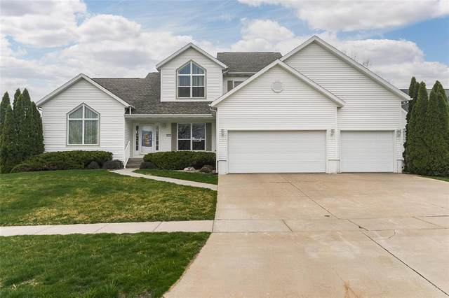 2470 Hunters Ridge Road, Marion, IA 52302 (MLS #2102124) :: Lepic Elite Home Team