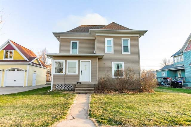 512 5th Street W, Vinton, IA 52349 (MLS #2102156) :: The Graf Home Selling Team