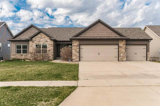 872 Archer Drive, Marion, IA 52302 (MLS #2102159) :: Lepic Elite Home Team