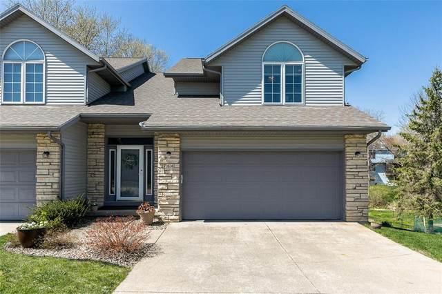764 West Side Drive, Iowa City, IA 52246 (MLS #2102202) :: The Graf Home Selling Team