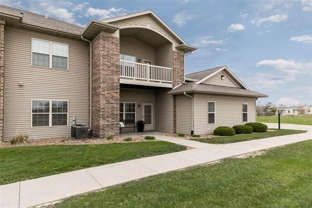 3140 Wilson Avenue SW #2, Cedar Rapids, IA 52404 (MLS #2102374) :: Lepic Elite Home Team