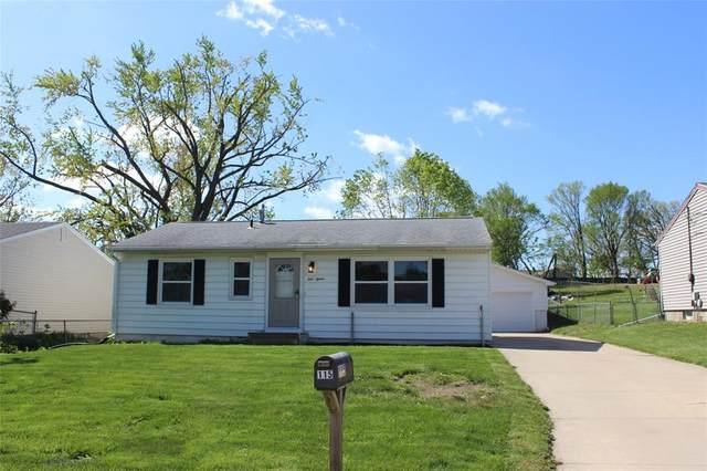 115 29th Avenue SW, Cedar Rapids, IA 52404 (MLS #2102375) :: The Graf Home Selling Team