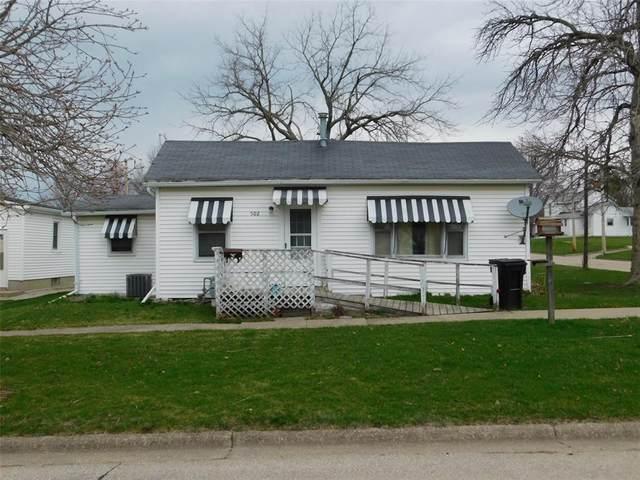 502 W 2nd Street, Tipton, IA 52772 (MLS #2102441) :: The Graf Home Selling Team