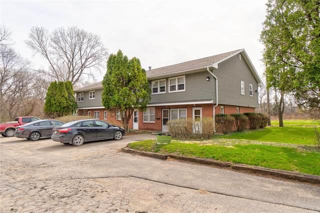 1012,1014 N Summit Street, Iowa City, IA 52240 (MLS #2102468) :: The Graf Home Selling Team