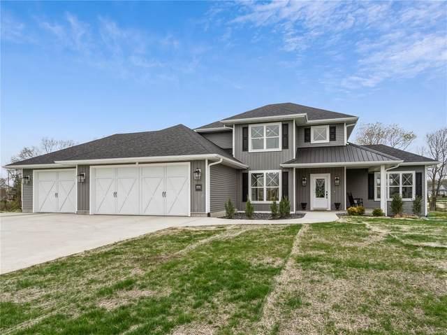 9293 Feather Ridge Pass, Cedar Rapids, IA 52411 (MLS #2102612) :: The Graf Home Selling Team