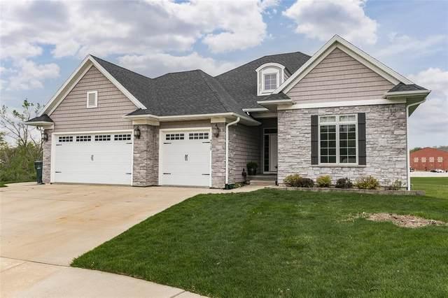 4519 Oak Creek Court NE, Cedar Rapids, IA 52411 (MLS #2102779) :: The Graf Home Selling Team