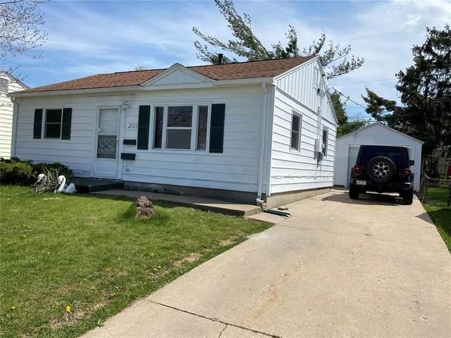 2123 Reynolds Avenue SW, Cedar Rapids, IA 52404 (MLS #2102784) :: The Graf Home Selling Team