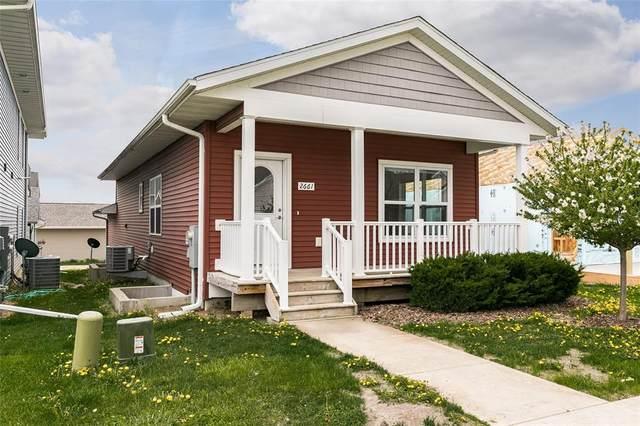 2661 Blazing Star Drive, Iowa City, IA 52240 (MLS #2102793) :: The Graf Home Selling Team