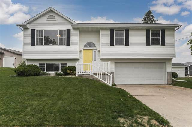 1510 Knoll Court, Ely, IA 52227 (MLS #2102843) :: The Graf Home Selling Team