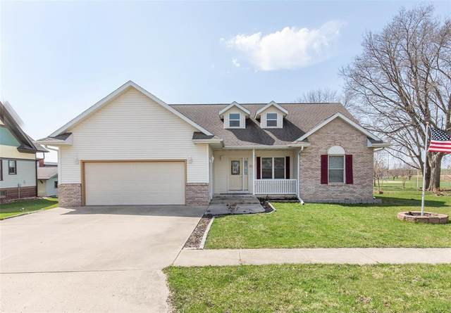 805 Mckinley Avenue, Lowden, IA 52255 (MLS #2102848) :: The Graf Home Selling Team