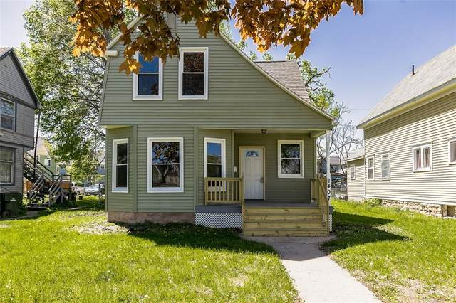 1407 Washington Avenue SE, Cedar Rapids, IA 52403 (MLS #2102878) :: The Graf Home Selling Team