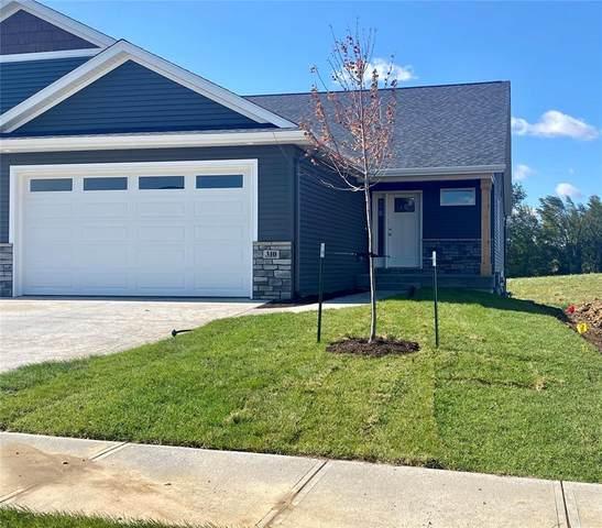 414 Dawson Drive, West Branch, IA 52358 (MLS #2102916) :: The Graf Home Selling Team