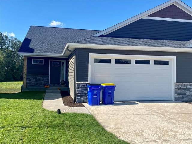 412 Dawson Drive, West Branch, IA 52358 (MLS #2102918) :: The Graf Home Selling Team