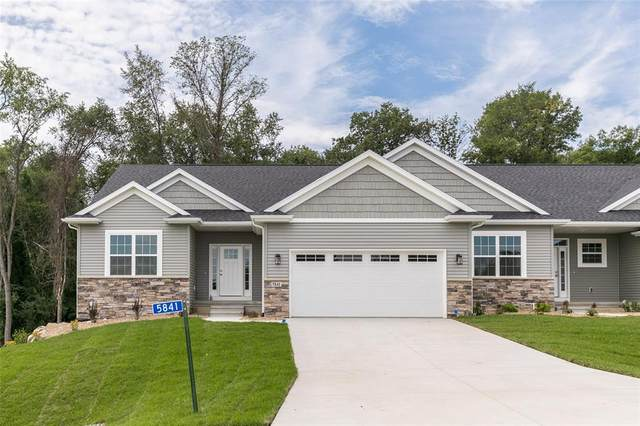 Lot 26B Tumble Grass Court, Cedar Rapids, IA 52403 (MLS #2102957) :: The Graf Home Selling Team