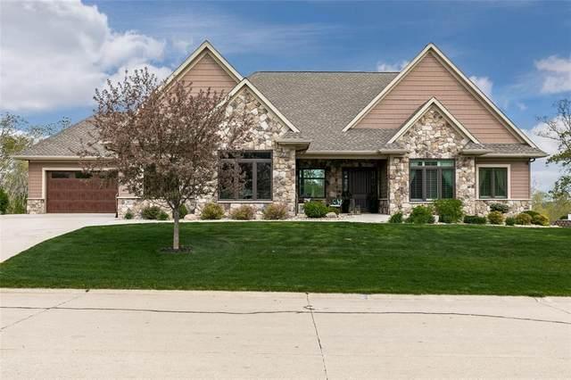 2012 Aspen Ridge SE, Cedar Rapids, IA 52403 (MLS #2102961) :: The Graf Home Selling Team