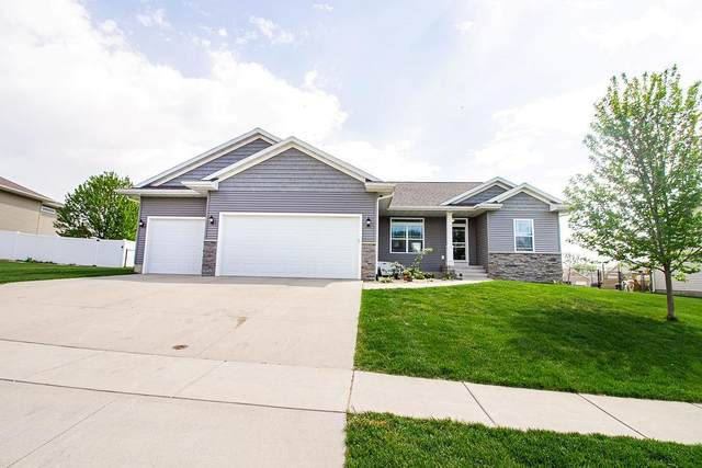124 Whispering Wind Lane, Center Point, IA 52213 (MLS #2102962) :: The Graf Home Selling Team