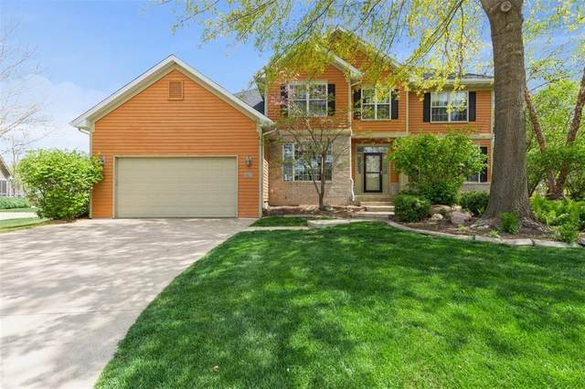 862 Augusta Drive SE, Cedar Rapids, IA 52403 (MLS #2102964) :: The Graf Home Selling Team