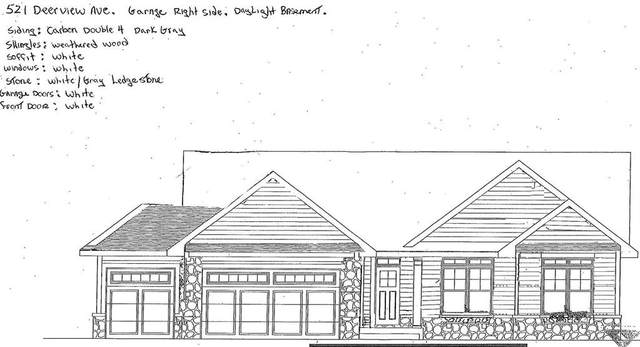 521 Deer View Avenue, Tiffin, IA 52340 (MLS #2102965) :: The Graf Home Selling Team