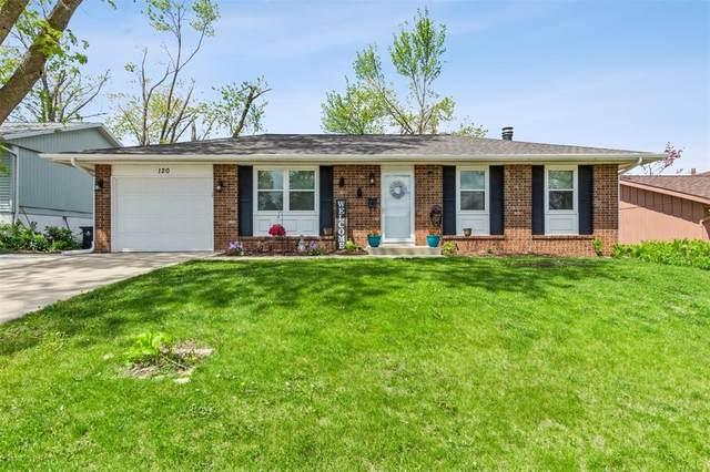 120 West Post Road SW, Cedar Rapids, IA 52404 (MLS #2102975) :: The Graf Home Selling Team