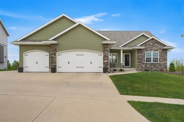5112 Hay Field Drive SW, Cedar Rapids, IA 52403 (MLS #2102976) :: The Graf Home Selling Team