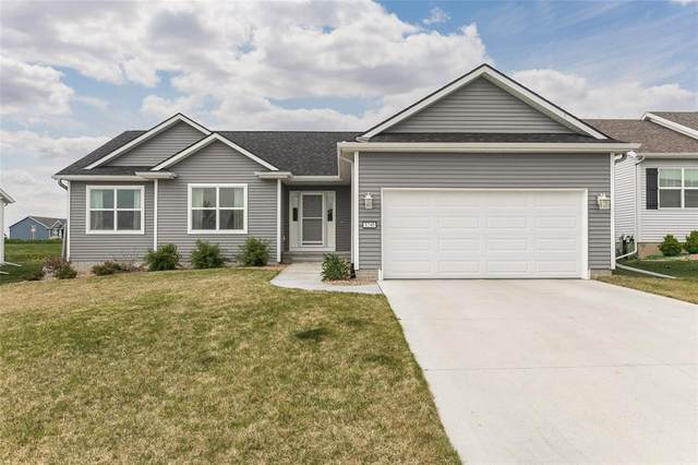1240 Oak Park Trail, Marion, IA 52302 (MLS #2102981) :: The Graf Home Selling Team