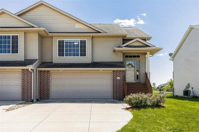 40 Cattail Lane, North Liberty, IA 52317 (MLS #2103008) :: The Graf Home Selling Team