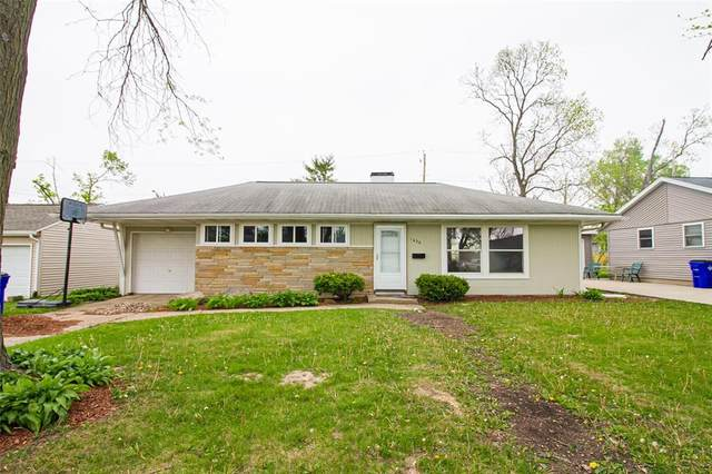 1620 Richmond Road NE, Cedar Rapids, IA 52402 (MLS #2103014) :: The Graf Home Selling Team
