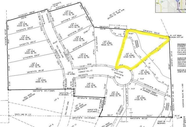 3056 Forrest Hill Court, Hiawatha, IA 52233 (MLS #2103074) :: The Graf Home Selling Team