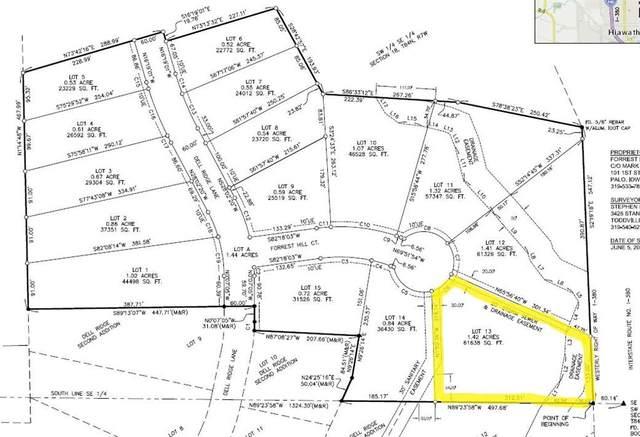 3055 Forrest Hill Court, Hiawatha, IA 52233 (MLS #2103077) :: The Graf Home Selling Team