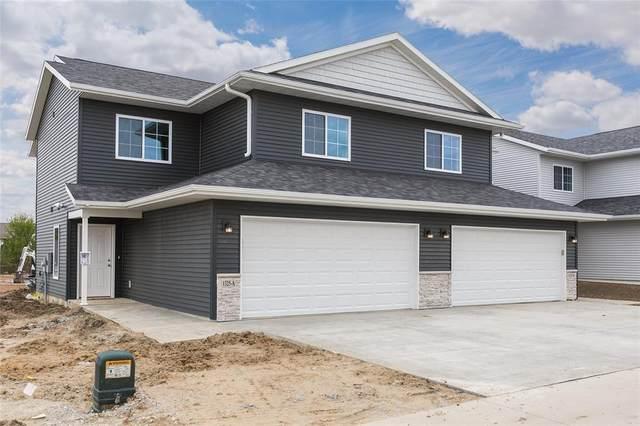 1331 Grant Court NE A, Cedar Rapids, IA 52402 (MLS #2103085) :: The Graf Home Selling Team