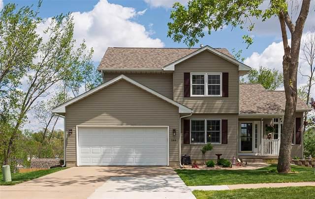 244 Greenfield Court NE, Cedar Rapids, IA 52402 (MLS #2103090) :: The Graf Home Selling Team