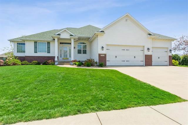 2905 Newcastle Road, Marion, IA 52302 (MLS #2103113) :: The Graf Home Selling Team