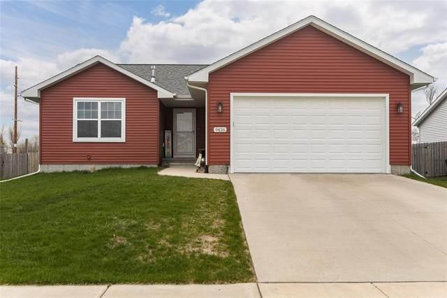 9426 Grand Oaks Drive NE, Cedar Rapids, IA 52402 (MLS #2103143) :: The Graf Home Selling Team