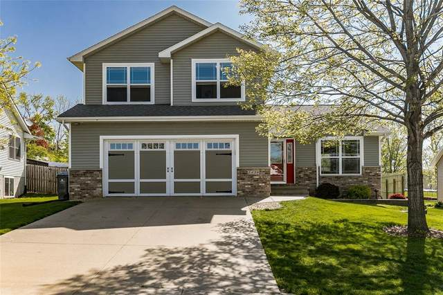 1439 Wolf Drive NW, Cedar Rapids, IA 52405 (MLS #2103179) :: The Graf Home Selling Team