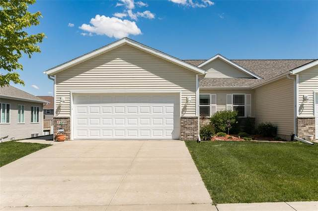 1900 Hunters Creek Way, Marion, IA 52302 (MLS #2103197) :: The Graf Home Selling Team