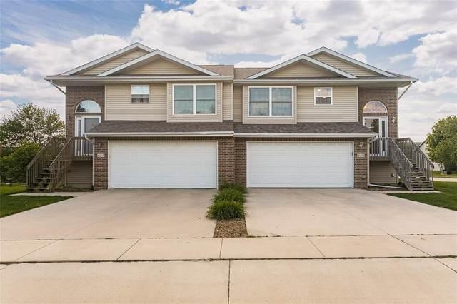 615-617 Rebecca Street, North Liberty, IA 52317 (MLS #2103199) :: The Graf Home Selling Team