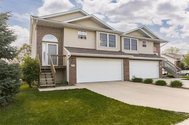 617 Rebecca Street, North Liberty, IA 52317 (MLS #2103202) :: The Graf Home Selling Team